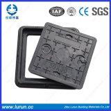 Dekking van het Mangat van En124 D400 de Afsluitbare Gegoten (300X300mm)