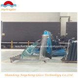 4-6mm azul oscuro reflector flotador de vidrio decorativo