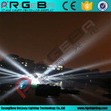 옥외 방수 350W 이동하는 맨 위 광속 반점 단계 빛