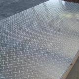 3003 rombo en relieve de aluminio placa de la hoja de la nave, Barco
