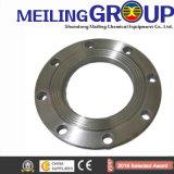 造られた鋼鉄リングの鍛造材の部品、機械部品、機械装置部分
