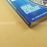 Livre épais cousu de reliure de livre des étudiants en impression de livres