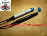 Sensor de medição de gordura por ultra-som no transdutor de ultra-som do Hospital de cuidados médicos, espessura de gordura Probe