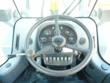 車輪のローダーの構築機械装置(LQ936)