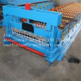 Philippinen-Baumaterial-Metalldach-Maschine