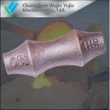 Più nuovo pezzo fuso di sabbia personalizzato del ghisa grigio di alta precisione con lavorare di CNC