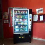 Fornecedor de máquinas de venda automática de snacks