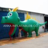 Reproduction gonflable de vente chaude du dinosaur 3D