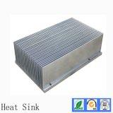 Carro personalizado/radiador de dissipador de calor em alumínio de transporte ferroviário