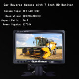 Color digitally screen 2 AV input 7 inches status alone Car TFT LCD monitor