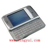 838 telefono mobile astuto di Bussiness di scrittura dell'input della mano e della tastiera