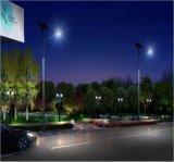 Bollard en aluminium LED 1 W L'éclairage à LED solaire Bollard (DZ-CT-211)