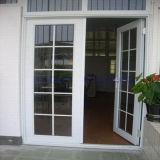 Дверь Casement PVC с конструкцией решетки