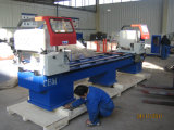 CNC Double Mitre Saw per Aluminium & il PVC Window e Door (SLJZ2-NC-500*4200)
