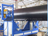 HDPE Huge Caliber Hollowness Wall Winding Pipe Extrusion Line