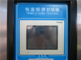 Temi880 LCDのタッチ画面の表示が付いているデスクトップの温度の湿気テスト小型区域