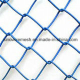 Sailin PVC 체인 연결 담 철망사
