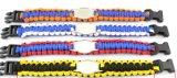 Kundenspezifisches Meisterschaft-Armband-Seil mit Verschiffen