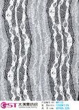 Мода Pucker эластичного кружева ткань