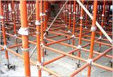Système d'échafaudage de serrure de tasse de bâtiment