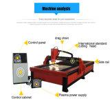 Anunciando a máquina profissional do metal da estaca da máquina do plasma do CNC com Ce, GV