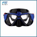 2017 snorkelt de Hete Professionele Onderwater het Duiken van de Camera Scuba-uitrusting van het Masker Zwemmende Beschermende brillen