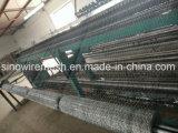 Matériau de construction de voile en maille galvanisée Sailin Galvanisé
