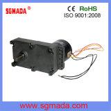 Motor engranado CA eléctrico