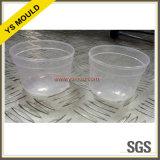 Molde plástico do copo da injeção de 4 cavidades