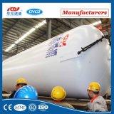 Tank van de Opslag van Co2 van de Isolatie van het roestvrij staal 60m3 de Cryogene