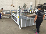 Dépliant semi-automatique Gluer du carton Cx-2800