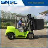 Diesel van het Saldo van China Tegen3ton Vorkheftruck met Motor Isuzu