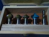 Macchina per incidere di legno della pietra del metallo di CNC del doppio asse di rotazione
