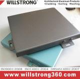 Aluminiumplatten-Puder-Beschichtung Willstrong