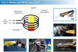 Малая машина топления индукции силы для подогревателя автомобиля