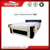 Machine de découpage à grande vitesse de bâti de laser du tissu Fy-1325 pour le métal