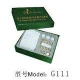 Boîte de cadeau de papier colorée (G111)