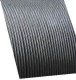 El cable de acero galvanizado