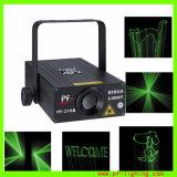 60MW het Groene Licht van de Laser van de Animatie 30MW/, het Licht van het Stadium
