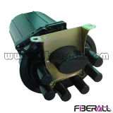 Encierro óptico vertical poste del empalme de fibra o montaje 240f de la pared