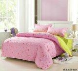 2016 het Leuke TextielKatoen van 100%/PolyBeddegoed Van uitstekende kwaliteit dat voor de Reeks van het Beddegoed wordt geplaatst Hotel/Home/Sample