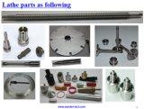 Piezas de mecanizado con torno