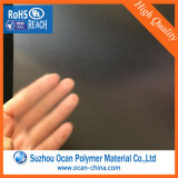 Strato trasparente libero opaco rigido della plastica del PVC di Embosssed 0.28mm