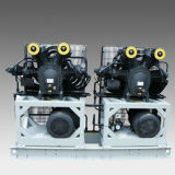 Compresor de aire del animal doméstico medio industrial de la presión Botella-Que sopla (34SH)