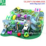 Terrain de jeux intérieur pour les enfants d'amusement pour la vente (BJ-ID06)