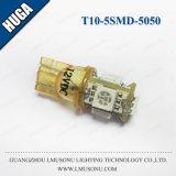 T10 LED車のシグナルライト白