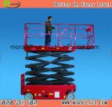 Самоходный гидровлический подъем платформы груза