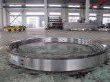 回転のリングベアリングのためのC45および42CrMo鍛造材のリング