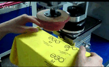 Imprimante simple En-C160/1 de garniture de cuvette d'encre de couleur