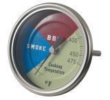 Termómetro para horno de BARBACOA B-0004